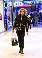 Alexandra Lamy à Bruxelles - Belgique - Exclusif
