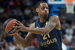 Fenerbahce Dogus James Nunnally during Turkish Airlines Euroleague match between Real Madrid and Fenerbahce Dogus at Wizink Center in Madrid , Spain. March 02, 2018. (ALTERPHOTOS/Borja B.Hojas)