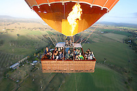 20141010 October 10 Hot Air Balloon Gold Coast