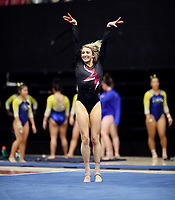 STANFORD, CA; January 8, 2018; Women's Gymnastics, NORCAL Classic (Stanford vs. California, San Jose State, Sacramento State, UC Davis).