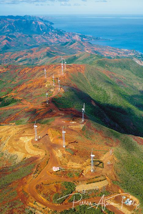 ferme éolienne de Négandi