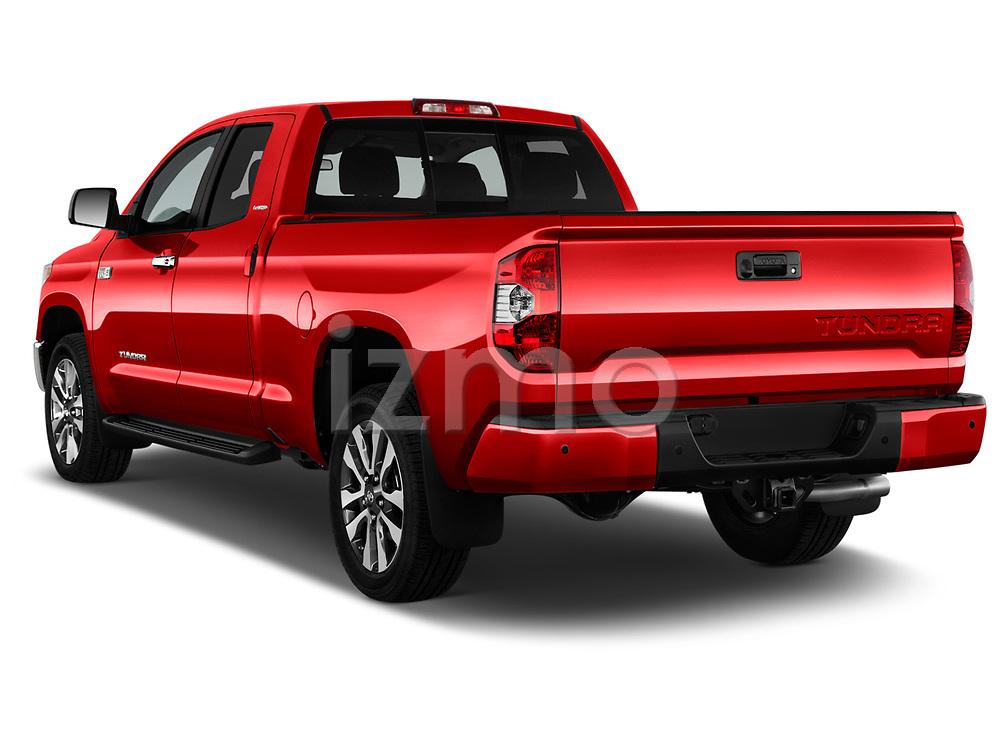 2018 Toyota Tundra Limited Crew 4 Door Trucks