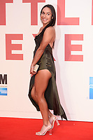 Heather Watson<br /> arriving for the London Film Festival 2017 screening of &quot;Battle of the Sexes&quot; at the Odeon Leicester Square, London<br /> <br /> <br /> &copy;Ash Knotek  D3322  07/10/2017