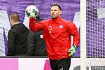 09.11.2019, Stadion an der Bremer Brücke, Osnabrück, GER, 2. FBL, VfL Osnabrueck vs. VfB Stuttgart<br /> <br /> ,DFL REGULATIONS PROHIBIT ANY USE OF PHOTOGRAPHS AS IMAGE SEQUENCES AND/OR QUASI-VIDEO, <br />   <br /> im Bild<br /> Philipp Kühn / Kuehn (VfL Osnabrück #22), Aktion / Einzelbild /mit Ball<br /> <br /> <br /> Foto © nordphoto / Paetzel