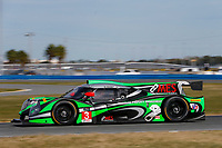 IMSA Prototype Challenge<br /> The Roar Before the Rolex 24<br /> Daytona International Speedway<br /> Daytona Beach, FL USA<br /> Friday 5 January 2018<br /> 3, Max Hanratty, Michael Whelden, LMP3, Ligier JS P3<br /> World Copyright: Jake Galstad<br /> LAT Images
