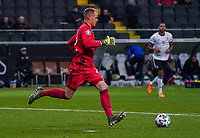 Torwart Marc-Andre ter Stegen (Deutschland Germany) - 19.11.2019: Deutschland vs. Nordirland, Commerzbank Arena Frankfurt, EM-Qualifikation DISCLAIMER: DFB regulations prohibit any use of photographs as image sequences and/or quasi-video.