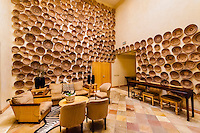The Basket Room, Saxon Hotel, Johannesburg, South Africa.