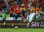 Independiente Medellín igualó como local 1-1 ante Deportes Tolima. Partido aplazado de la fecha 15 Liga Águila II-2016.
