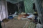 Turin, Italy , refugees, Lungo Dora, ph © Andreja Restek