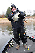 Winter Crappie Fishing Beaver lake