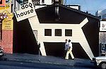 The Dog House Bar,Alvarado St., Los Angeles, 1978
