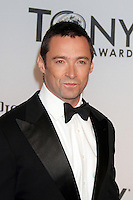 Hugh Jackman at the 66th Annual Tony Awards at The Beacon Theatre on June 10, 2012 in New York City. Credit: RW/MediaPunch Inc. NORTEPHOTO.COM