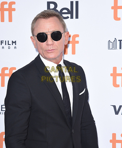 """TORONTO, ONTARIO - SEPTEMBER 07: Daniel Craig attends the """"Knives Out"""" premiere during the 2019 Toronto International Film Festival at Princess of Wales Theatre on September 07, 2019 in Toronto, Canada.     <br /> CAP/MPI/IS<br /> ©IS/MPI/Capital Pictures"""