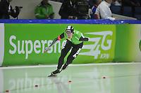 SCHAATSEN: HEERENVEEN: 27-12-2013, IJsstadion Thialf, KNSB Kwalificatie Toernooi (KKT), 3000m, Ireen Wüst, ©foto Martin de Jong