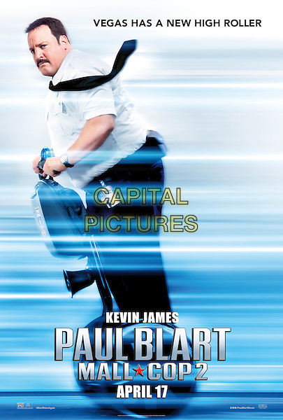POSTER ART<br /> in Paul Blart: Mall Cop 2 (2015) <br /> *Filmstill - Editorial Use Only*<br /> CAP/FB<br /> Image supplied by Capital Pictures
