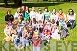 PICNIC: Children from Tralee KDYS and St Brendan's pre-schools enjoying the Teddy Bears Picnic in Tralee Town Park on Friday as part of Fe?ile na mBla?th in association with the KLSP Buntu?s Start Program.   Copyright Kerry's Eye 2008