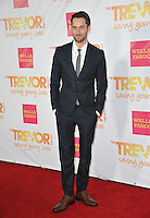 Ryan Eggold at the 2014 TrevorLIVE Los Angeles Gala at the Hollywood Palladium.<br /> December 7, 2014  Los Angeles, CA<br /> Picture: Paul Smith / Featureflash