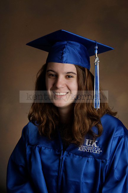 Hengen, Kirsten photographed during the Feb/Mar, 2013, Grad Salute in Lexington, Ky.