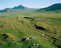 Álfgeirsvellir séð til suðurs, Lýtingsstaðahreppur / Alfgeirsvellir viewing south, Lytuingsstadahreppur