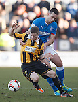 Lee Wallace and Marc McKenzie