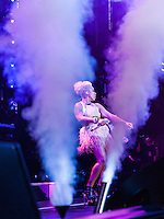 Keyshia Cole performs at the 2013 Essence  Festival in New Orleans, LA on July 6, 2013.  © HIGH ISO Music, LLC / Retna, Ltd.