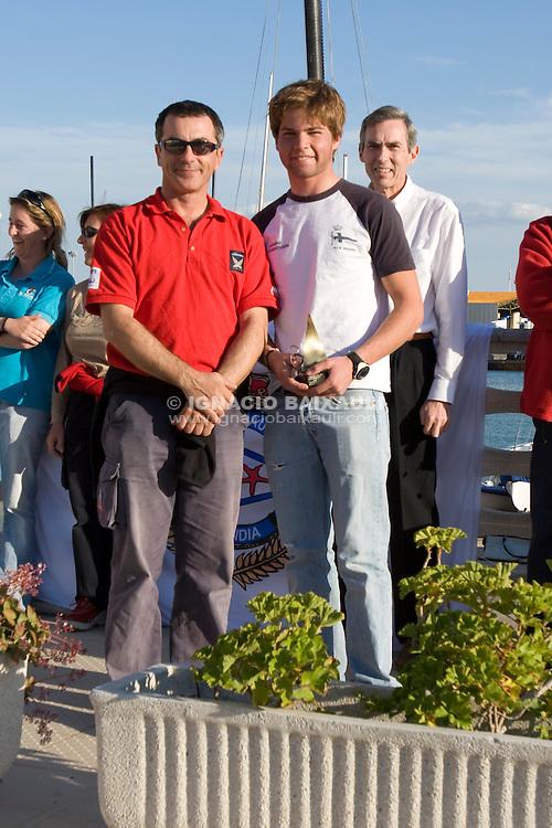 IV Trofeo Fallas, Campeonato Autonómico de Vela Ligera - Real Club Náutico de Gandía - 9/3/2008