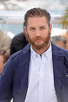 "Tom Hardy  attending the ""Lawless"" Photocall during the 65th annual International Cannes Film Festival in Cannes, France, 19th May 2012...Credit: Timm/face to face /MediaPunch Inc. ***FOR USA ONLY***"