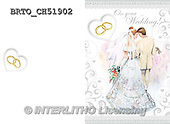 Alfredo, WEDDING, HOCHZEIT, BODA, paintings+++++,BRTOCH51902,#W# ,everyday