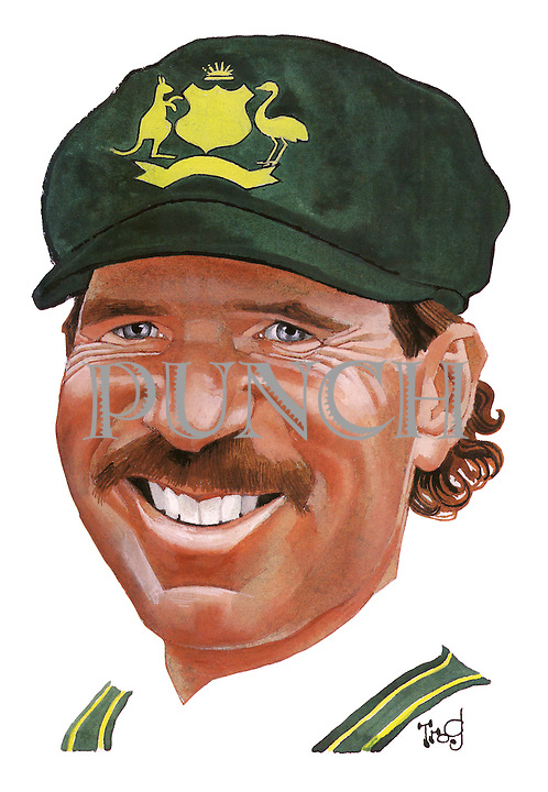 Passing Through (Allan Border)