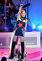 Gwen Stefani performs and switches on Christmas lights at Westfield Shepherd's Bush to celebrate the West London shopping centre's festive season, November 30th, 2017, London, England, UK.<br /> CAP/JOR<br /> &copy;JOR/Capital Pictures /MediaPunch ***NORTH AND SOUTH AMERICA ONLY***