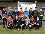 Ardee Celtic U-13 at the club's Annual award presentations. Photo:Colin Bell/pressphotos.ie