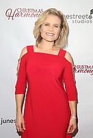 "LOS ANGELES, CA - NOVEMBER 7: Shirley Dalmas, at Premiere of Lifetime's ""Christmas Harmony"" at Harmony Gold Theatre in Los Angeles, California on November 7, 2018. Credit: Faye Sadou/MediaPunch"