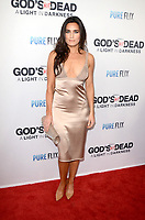 "LOS ANGELES - FEB 20:  Caitlin Keahy at the ""God's Not Dead:  A Light in Darkness"" Premiere at the Egyptian Theater on February 20, 2018 in Los Angeles, CA"