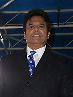 HOLLYWOOD, CA - NOVEMBER 26: Erik Estrada, at 86th Annual Hollywood Christmas Parade at Hollywood Blvd in Hollywood, California on November 26, 2017. Credit: Faye Sadou/MediaPunch /NortePhoto NORTEPHOTOMEXICO