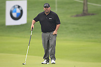 Kevin Stadler (USA) on the 9th green during Thursday's Round 1 of the 2014 BMW Masters held at Lake Malaren, Shanghai, China 30th October 2014.<br /> Picture: Eoin Clarke www.golffile.ie