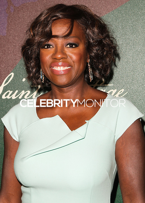 BEVERLY HILLS, CA, USA - OCTOBER 10: Viola Davis arrives at the 2014 Variety Power Of Women held at the Beverly Wilshire Four Seasons Hotel on October 10, 2014 in Beverly Hills, California, United States. (Photo by Celebrity Monitor)