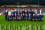 1990 West Kerry Team county champions of 25 years ago honoured at half time of the County Final.