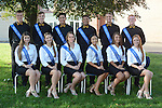 2016 West York Homecoming Court