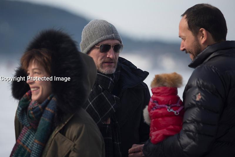JEAN-PAUL ROUVE PENDANT LE 24EME FESTIVAL INTERNATIONAL DU FILM FANTASTIQUE DE GERARDMER, LE 28 JANVIER 2017 A GERARDMER, FRANCE. # 24EME FESTIVAL DU FILM FANTASTIQUE DE GERARDMER