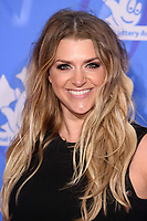 LONDON, UK. September 21, 2018: Anna Williamson at the National Lottery Awards 2018 at the BBC Television Centre, London.<br /> Picture: Steve Vas/Featureflash