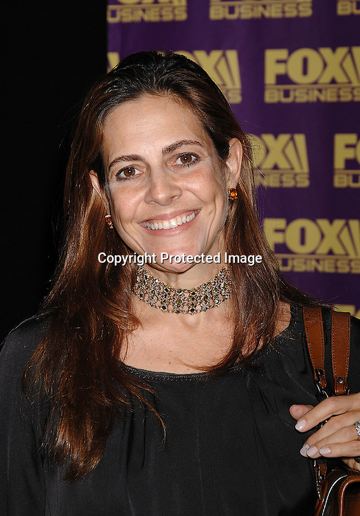 Alexandra Lebenthal..at The Fox Business Network's launch Party on October 24, 2007 at The Metropolitan Museum of Art . ..Robin Platzer, Twin Images..212-935-0770