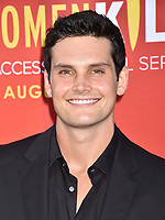 """BEVERLY HILLS, CA - AUGUST 07: Kevin William Paul attends the LA Premiere of CBS All Access' """"Why Women Kill"""" at Wallis Annenberg Center for the Performing Arts on August 07, 2019 in Beverly Hills, California.<br /> CAP/ROT<br /> ©ROT/Capital Pictures"""