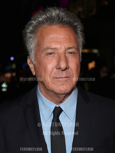 Dustin Hoffman arriving for the 56th BFI London Film Festival: Quartet - American Airlines gala held at the Odeon Leicester Square, London. 15/10/2012 Picture by: Alexandra Glen / Featureflash