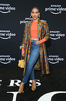 "3 June 2019 - Los Angeles, California - Alexandra Shipp. Premiere Of Amazon Prime Video's ""Chasing Happiness""  held at the Regency Bruin Theater. <br /> CAP/ADM/FS<br /> ©FS/ADM/Capital Pictures"