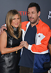 "Jennifer Aniston, Adam Sandler 043 arrives at the LA Premiere Of Netflix's ""Murder Mystery"" at Regency Village Theatre on June 10, 2019 in Westwood, California"
