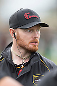 Bombay Coach Dave Ross. Premier Counties Power Club Rugby Round 3, Counties Power Game of the Week, between Patumahoe and Bombay, played at Patumahoe on Saturday March 24th 2018. <br /> Photo by Richard Spranger.<br /> <br /> Patumahoe Counties Power Cup Holders won the game 26 - 23 after trailing 7 - 23 at halftime.<br /> Patumahoe 26 - Penalty try, Richard Taupaki, Theodore Solipo, Craig Jones tries; Riley Hohepa 2 conversions. <br /> Bombay 23 - Shaun Muir, Jordan Goldsmith, Liam Daniela, tries; Tim Cossens conversion; Tim Cossens 2 penalties.