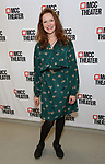"""Grace McLean attends the Photo Call for the MCC Theater's World Premiere production of """"Alice by Heart"""" at the New 42nd Street Studios on December 17, 2018 in New York City."""