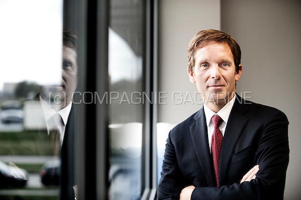 Salvatore Curaba, managing director of EASI, editor of business software and apps (Belgium, 17/10/2014)