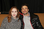 The Young and The Restless actors Camryn Grimes & Daniel Goddard came together on February 16, 2019 for a fan q & a, meet and great with autographs and photo taking hosted by Soap Opera Festival's Joyce Becker at the Hollywood Casino in Columbus, Ohio. (Photos by Sue Coflin/Max Photos)