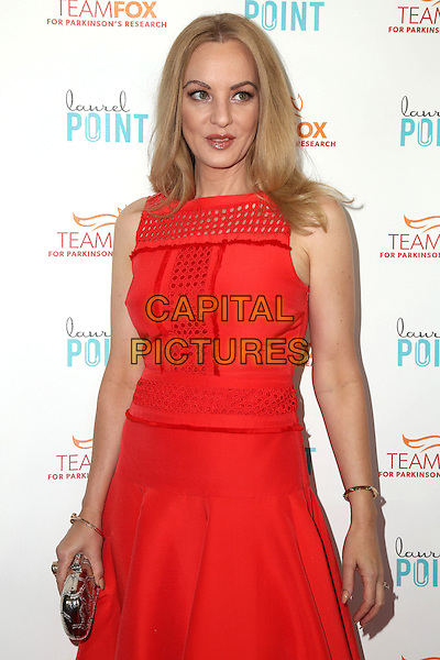 STUDIO CITY, CA - JULY 27: Wendi McLendon-Covey  at Raising The Bar To End Parkinson's at Laurel Point on July 27, 2016 in Studio City, California. <br /> CAP/MPI/DE<br /> &copy;DE/MPI/Capital Pictures